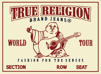 TRUE RELIGION MENS M4E859GS6 STRAIGHT WFLPS LANT CREAM ...