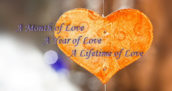 A Month of Love Forever